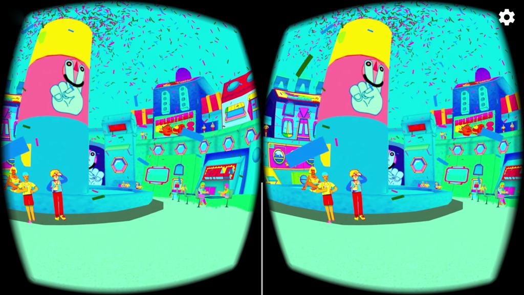 """Squarepusher's VR music video, """"Stor Eiglass"""""""